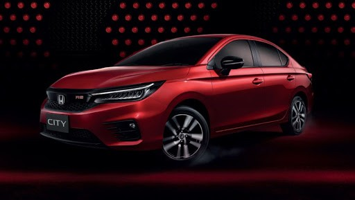 2020 Honda City RS i-MMD hybrid